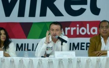 Mikel Arriola: Jamás privatizaremos el servicio de agua