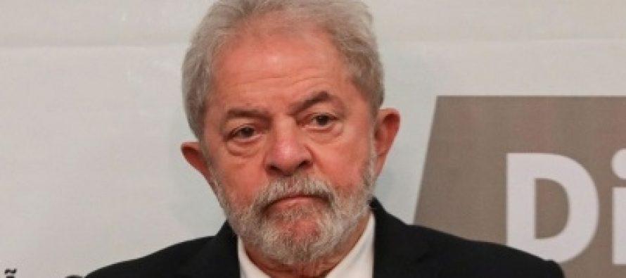 Juez impide a gobernadores brasileños visitar a Lula en cárcel