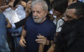 Justicia brasileña rechaza último recurso de Lula