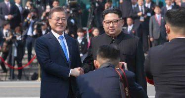 Las dos Coreas acuerdan una nueva era de paz