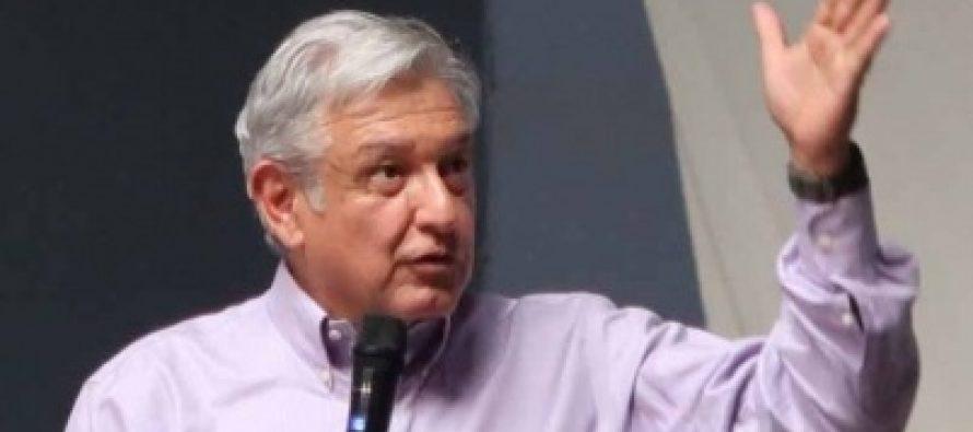 López Obrador convocará a un debate nacional por la paz