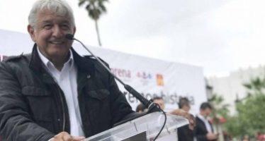 AMLO promete devolver vocación maderable a bosques de Chiapas