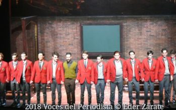 """Alfonso Herrera protagoniza en México la obra """"La Sociedad de los Poetas Muertos"""" en el Nuevo Teatro Libanés"""