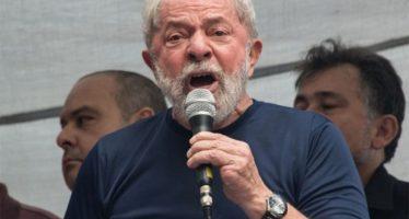 Ex presidente Lula queda en custodia policial