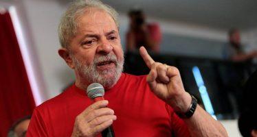 Juez brasileño Sérgio Moro determina detención para Lula