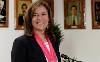 Margarita Zavala afirma que López Obrador no es invencible