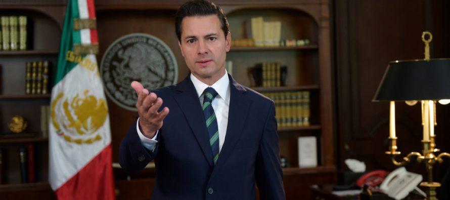 Peña Nieto informa al Senado que asistirá a Cumbre de Américas