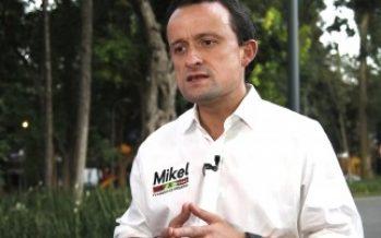 Mikel Arriola presenta agenda de gobierno a alcaldes