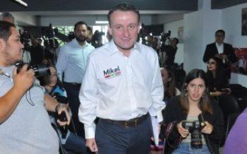 Arriola presenta plan integral contra inseguridad en capital