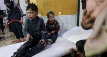 Niño sirio echa abajo montaje de ataque químico