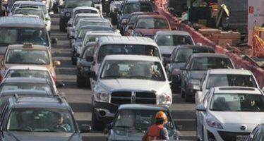 Ofrecen vías alternas por obras en puente vehicular Santa Mónica