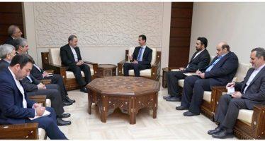 Velayati: felicitó al pueblo sirio por derrota del terrorismo en Ghuta