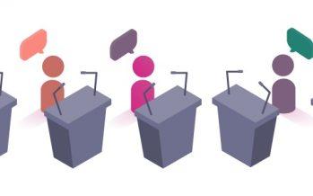 Inicia primer debate entre candidatos a la Presidencia