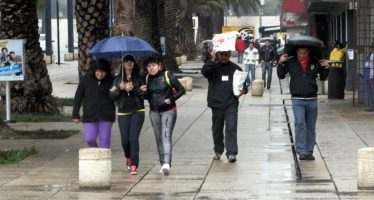 Posibles lluvias con actividad eléctrica se prevé en la CDMX