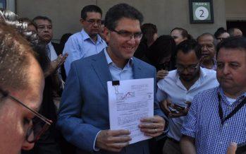 Ríos Piter respalda auditar aplicación para recabar apoyos ciudadanos