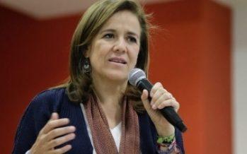 Desarticular bandas criminales: Margarita Zavala