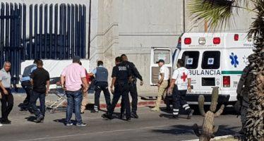 Resulta herido director de penal de La Paz durante motín