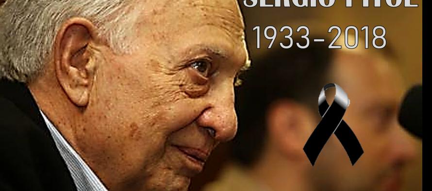 Muere el escritor mexicano Sergio Pitol, a los 85 años