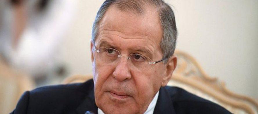 Lavrov: urge a retirar las fuerzas extranjeras del suroeste de Siria