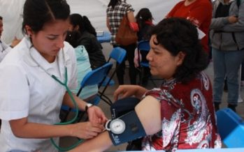 Gobierno capitalino garantiza acceso gratuito a servicios médicos