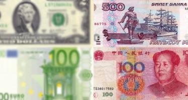 Aconsejan a Moscú y Pekín dar la espalda al dólar y al euro