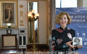 """Sole Giménez presenta en el Teatro de la Ciudad Esperanza Iris """"Los Hombres Sensibles"""""""