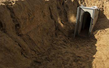 Israel destruye túnel de Hamas, con agentes químicos