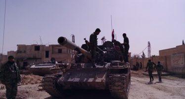 Ejército sirio estrecha el cerco sobre los terroristas, en Duma