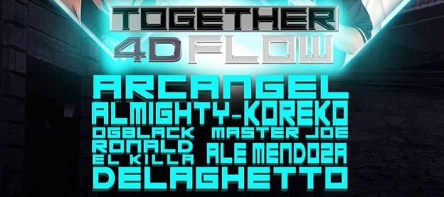 Celebrarán el Festival Together 4D Flow en México