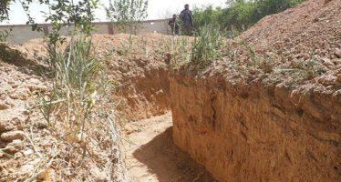 Ejército sirio descubre trincheras y túneles de terroristas, en Duma