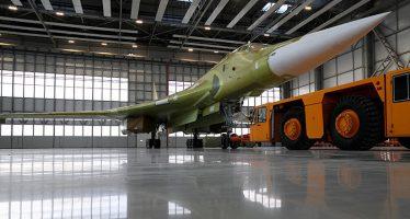 Rusia inicia construcción de su bombardero 'Cisne Blanco'