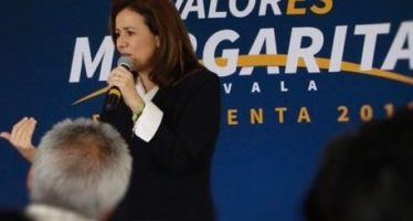 Fortalecimiento institucional, eje de política de seguridad de Zavala