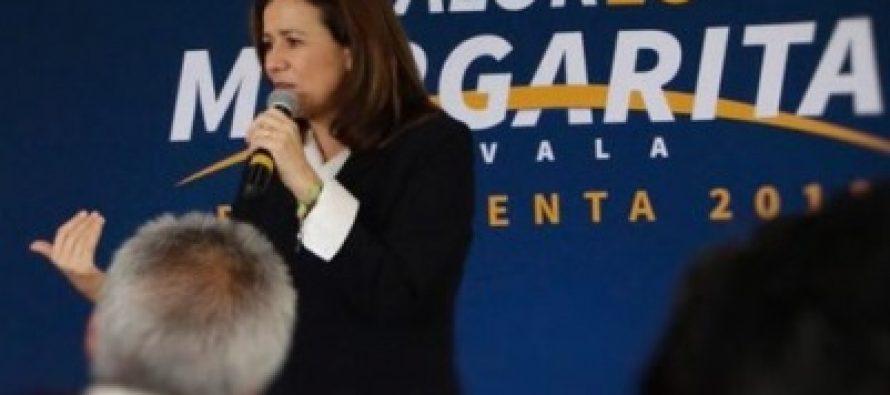 Zavala: Un gobierno implacable contra el crimen organizado