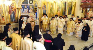 """""""Estamos aferrados a Siria, la tierra del primer cristianismo"""""""