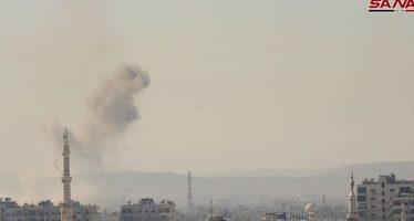 Ejército rompe primeras defensas de terroristas en Hayyar Asswad