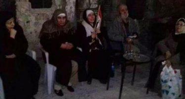 Liberación de secuestrados retenidos por Yaish al-Islam
