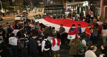 Condenan en Sao Paulo a la agresión tripartita contra Siria