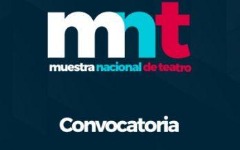Abre la convocatoria para participar en la 39 Muestra Nacional de Teatro