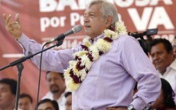 Afirma López Obrador que terminaría con reforma educativa