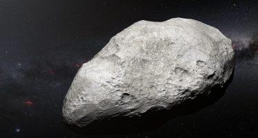 Hallan un misterioso asteroide 'exiliado'
