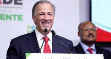 Candidato José Antonio Meade sostendrá hoy actividades privadas