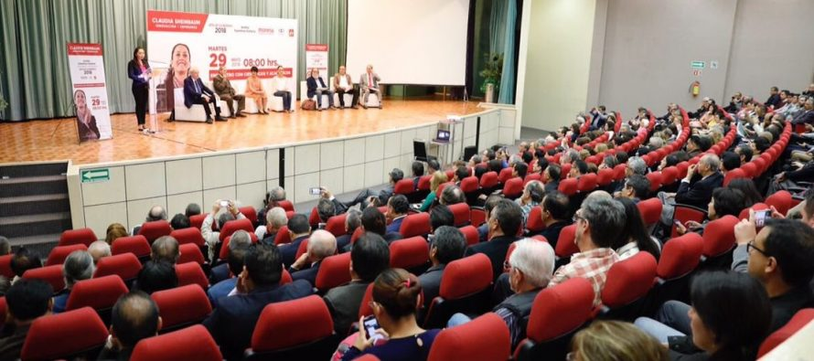 Sheinbaum: CDMX sería capital de la innovación en movilidad