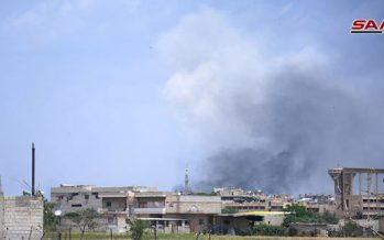 Ejército sirio arrincona a terroristas en Hayar al-Aswad