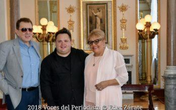 """Rodrigo de la Cadena presentará oficialmente su disco """"Lo que me piden mis amigos"""" con un concierto en el Teatro de la Ciudad Esperanza Iris"""