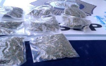 Detienen a tres sospechosos de narcomenudeo en colonia Doctores