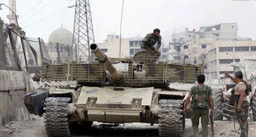 Ejército y aviación militar continua operativos antiterroristas