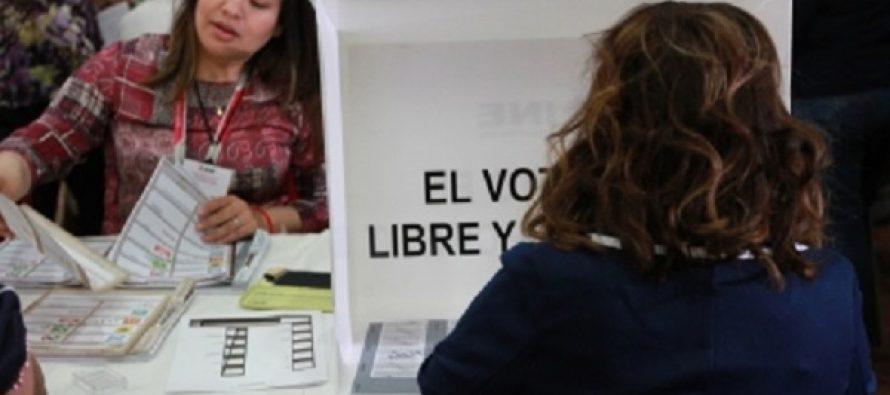 Solo INE operará el programa de resultados preliminares