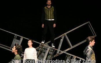 """Último fin de semana de """"Esto no es Dinamarca"""" en el Teatro Benito Juárez"""