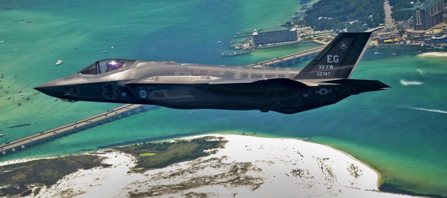 """Israel: """"Somos los primeros en usar el F-35 en combate"""""""