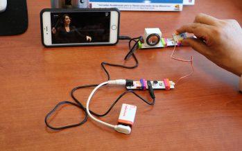 Politécnicos transmiten música a través… ¡de la luz!